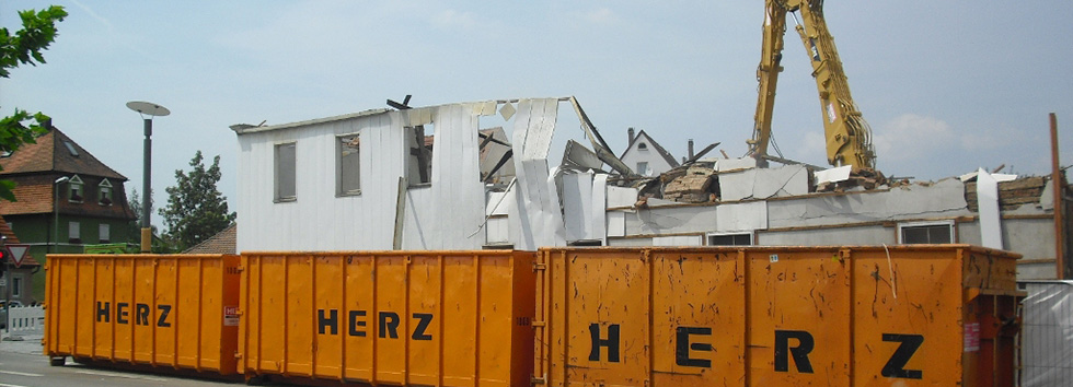 Müll Abfall Entsorgung Sperrmüll Restmüll Mülltrennung Container Mulde