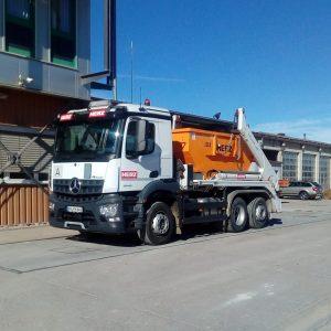 Müllentsorgung Abfallentsorgung Sperrmüll Abfallwirtschaft Eternitplatten Schuttcontainer