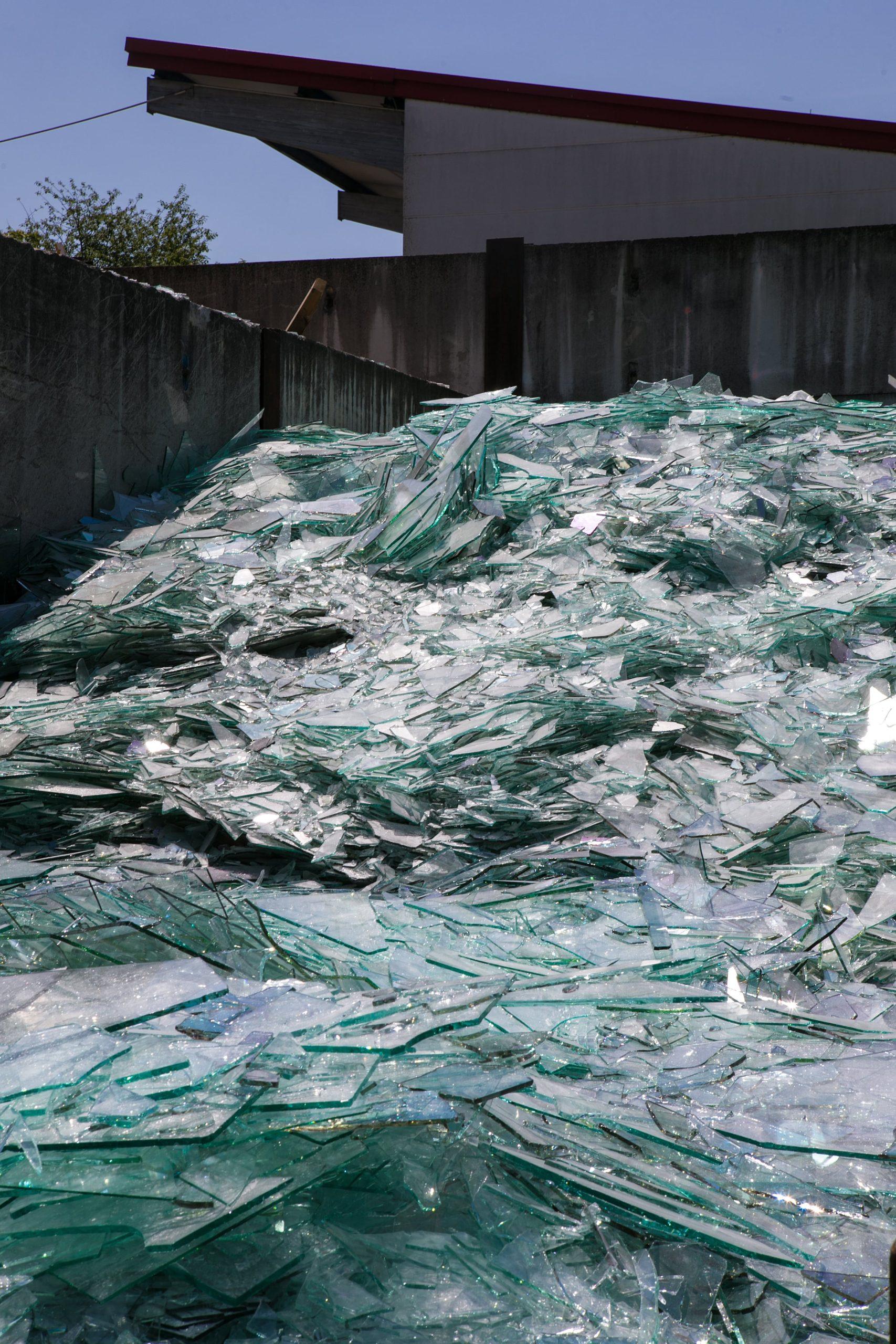 glas industrieentsorgung handel entsorgung gewerbe
